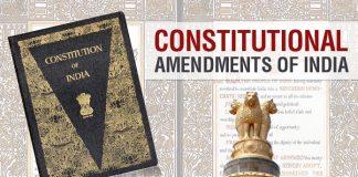 Constitution amendment