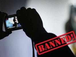 Pornography ban